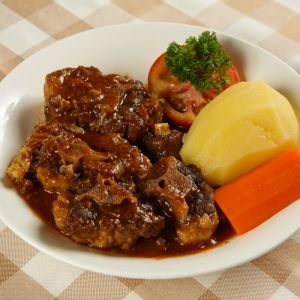 Stewed Ox Tail